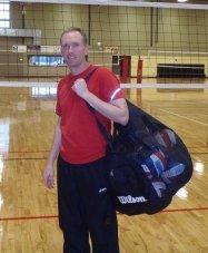 Dennis Jackson Volleyball