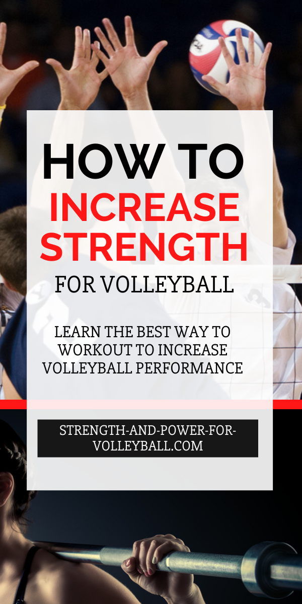 How to Build Strength for Volleyball