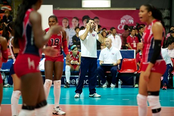 Learn to ref volleyball hand