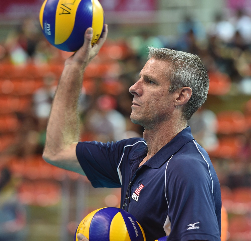 Karch Kiraly National Team Coach