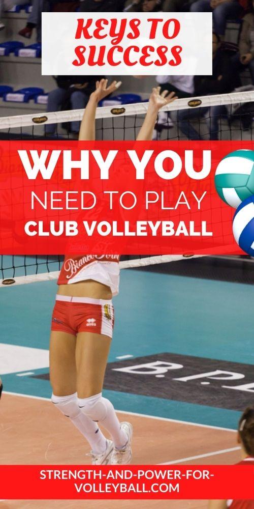 Club volleyball