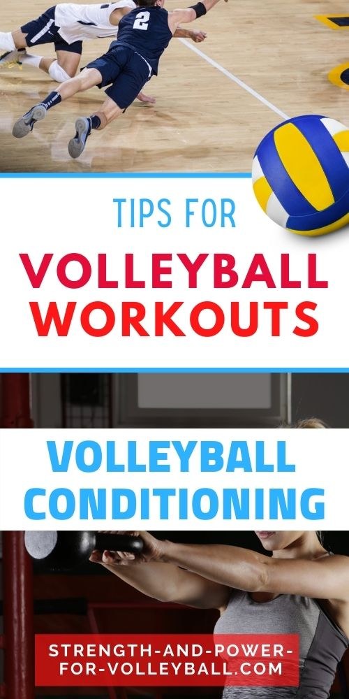 Volleyball Conditioning Tips