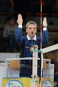 Hand Signals Volleyball