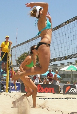 Hottest Beach Volleyball Players
