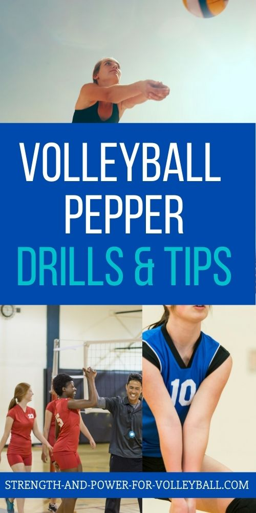Volleyball Pepper Tips
