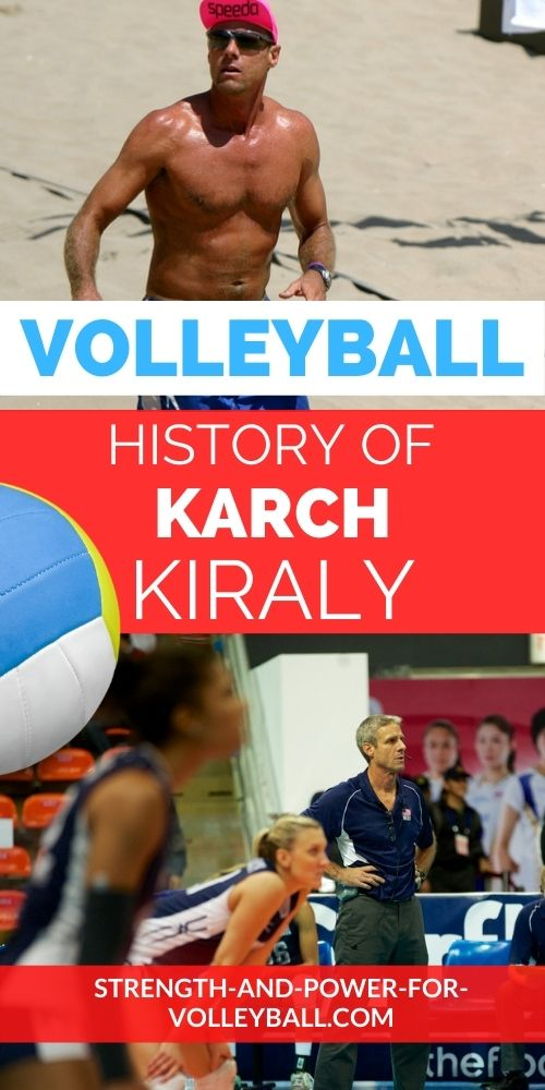 All About Karch Kiraly