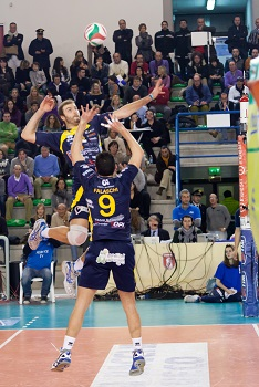 why volleyball and life are similar Volleyball has developed into a very specialised the rotation rule explains why a setter often appears to be hiding behind.