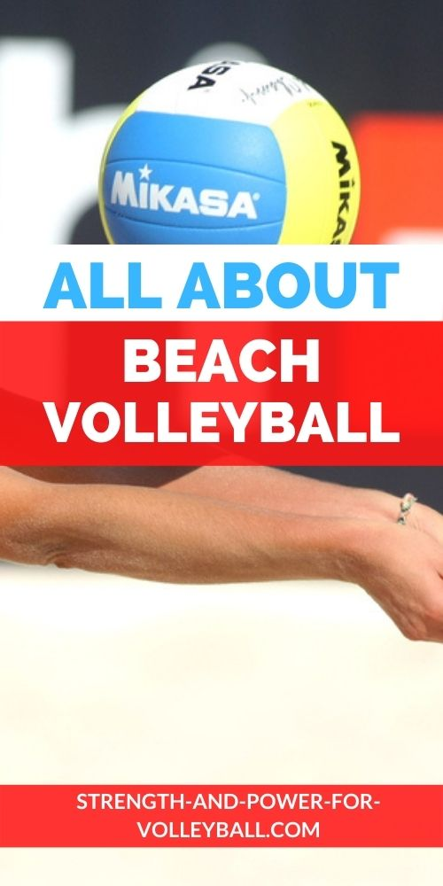 All About Beach Volleyball