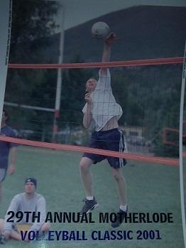 Motherlode Volleyball Aspen Colorado