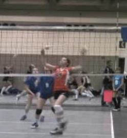Net Rule for Volleyball Explained