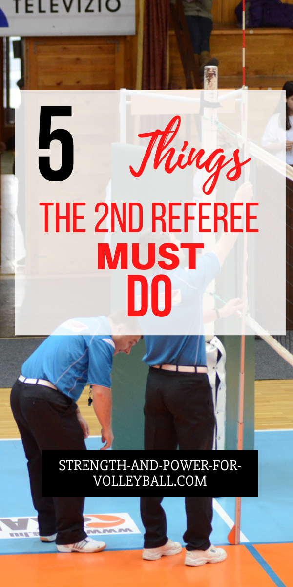 Discover important tips for the 2nd referee (R2). Also known as the down ref, the second referee has unique responsibilities. Here are the 5 things the second referee must do.