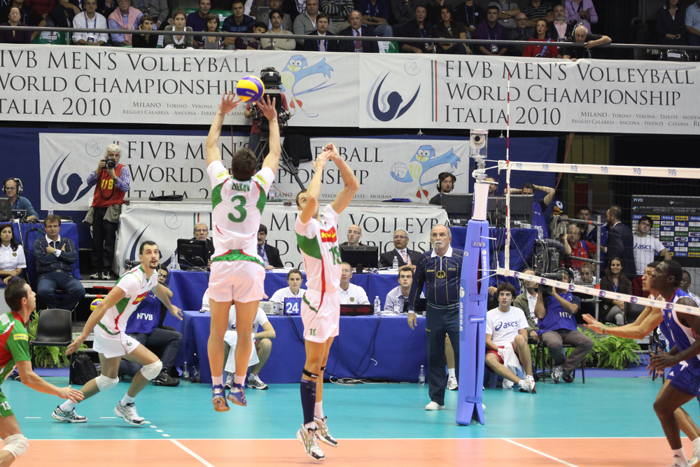 the game of volleyball essay example Five examples of great sports writing games of sport involve the skill and strength of the opponents and the humiliation of defeat and the pride of.