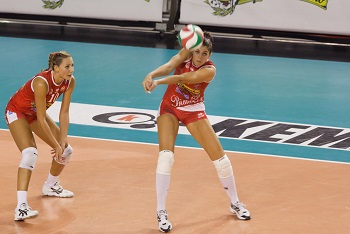 Skills of Volleyball