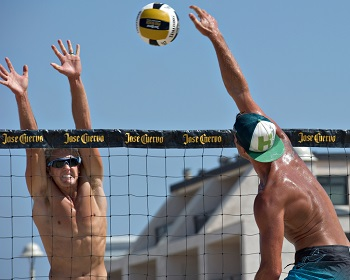Training Muscles for Volleyball