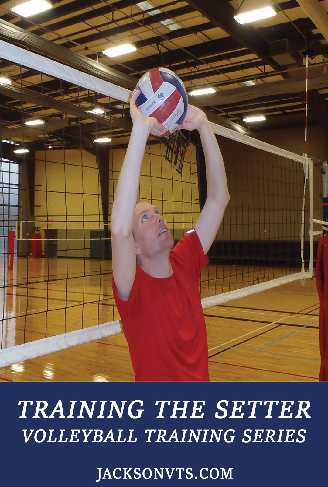 how to play volleyball setter training