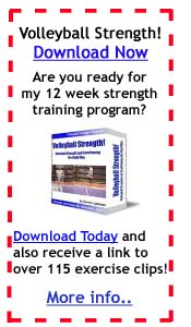Do you want a workout program for volleyball?