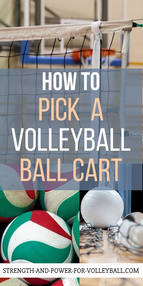 Ball Cart for Volleyball