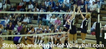 volleyball block