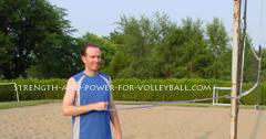 Volleyball Rotator Cuff