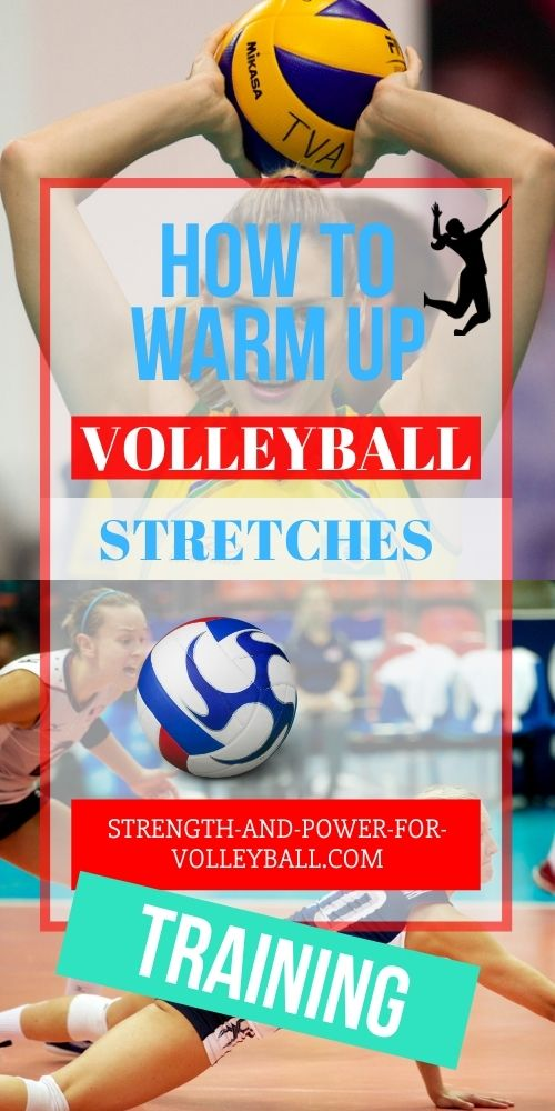 Volleyball Flexibility Tips
