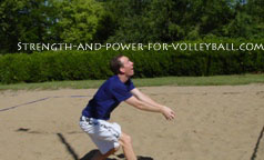 Volleyball tips for defense j ball passing