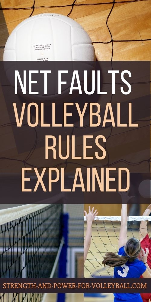 Net Rules for Volleyball