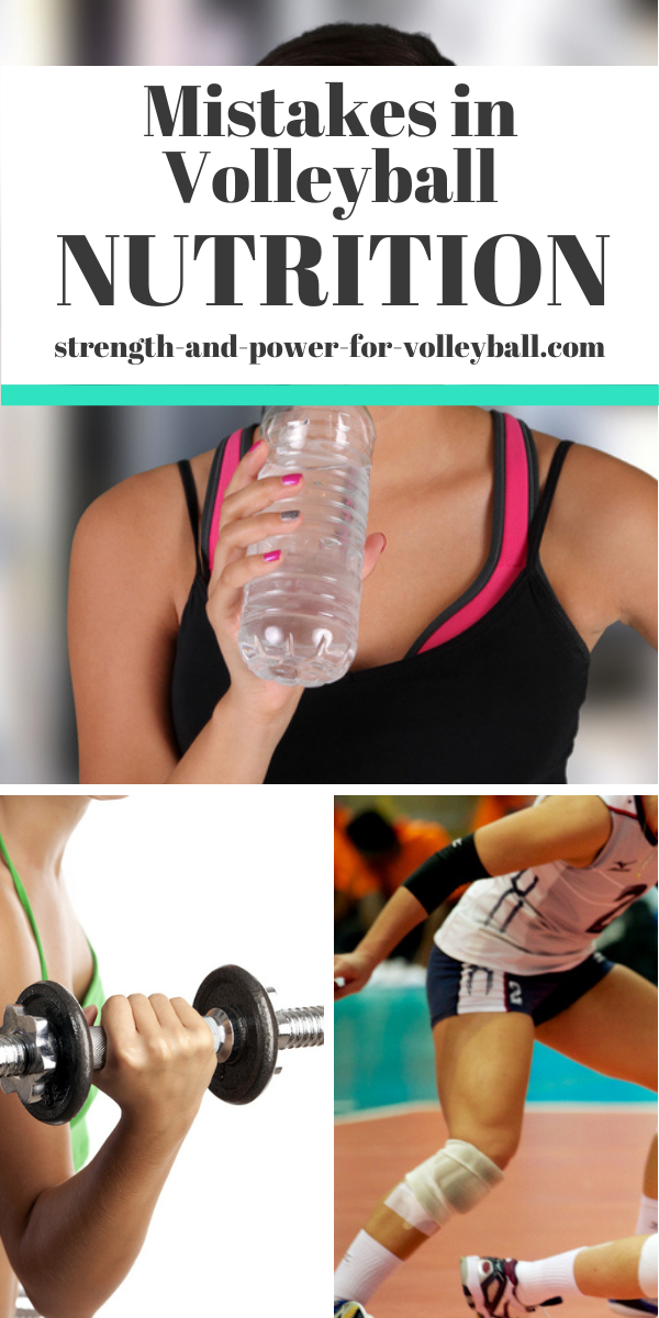 Volleyball Nutrition