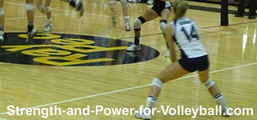 Volleyball defense strategies and tactics for making successful plays