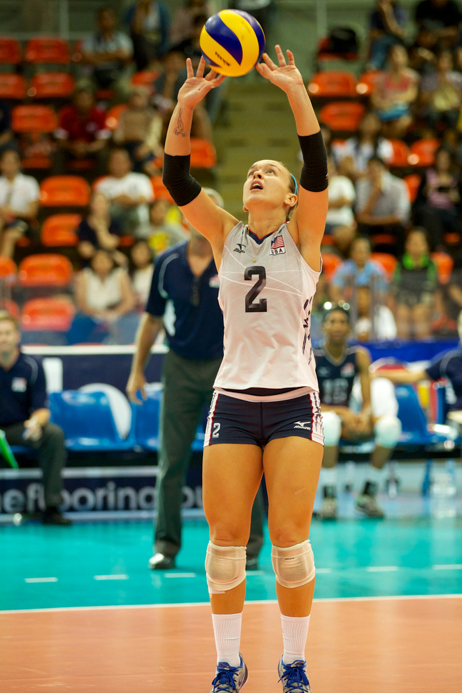 Volleyball Positions, Volleyball Terminology for Court ...