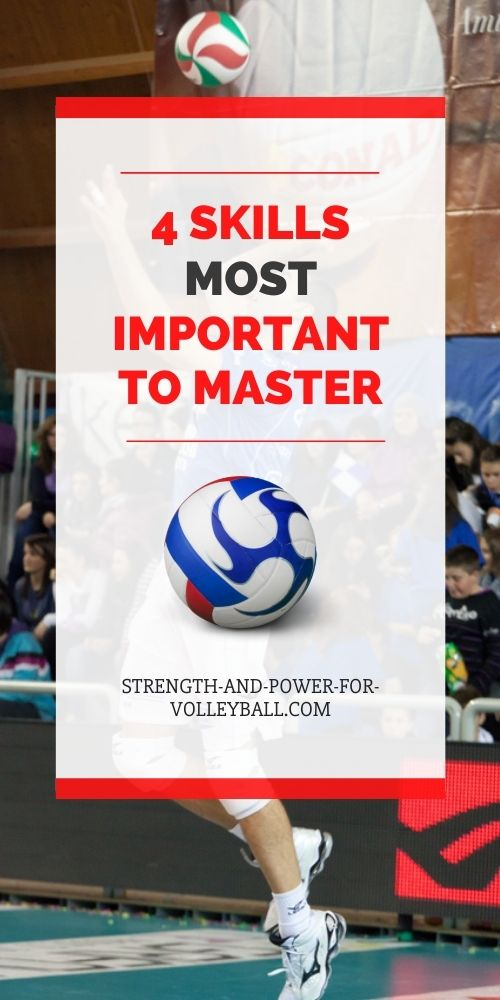 Training Program for Volleyball