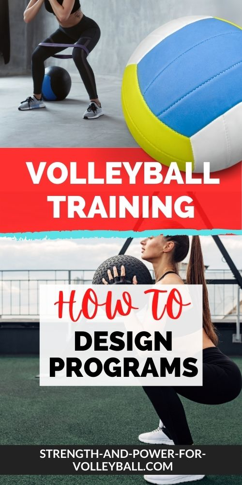 Workout Programs for Volleyball