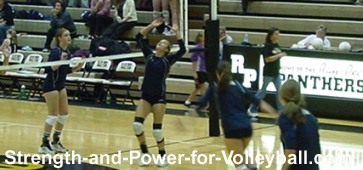 Volleyball strategies for setting
