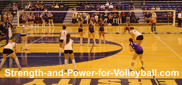 5-1 serve receive formation, strategy and tips