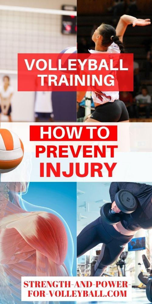 Volleyball Shoulder Injury Prevention Tips