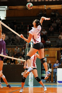 strength training for volleyball players Volleyball player, being the muscular strength many times the priority for the  young  of the volleyball athlete due to the future training overload and to the  lesion.
