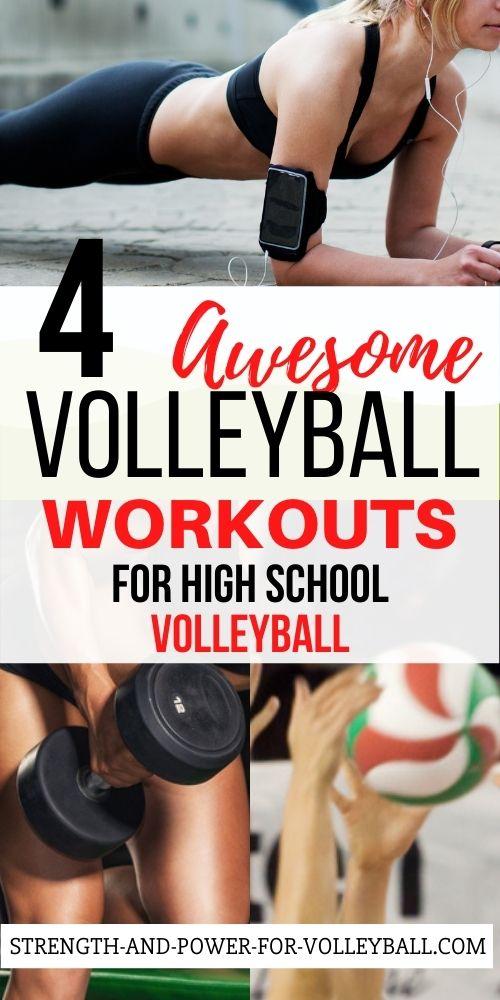 Volleyball Strength Training Kids