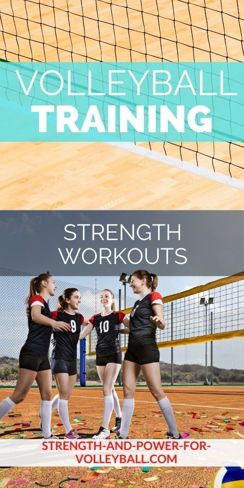 Volleyball Strength Training Tips