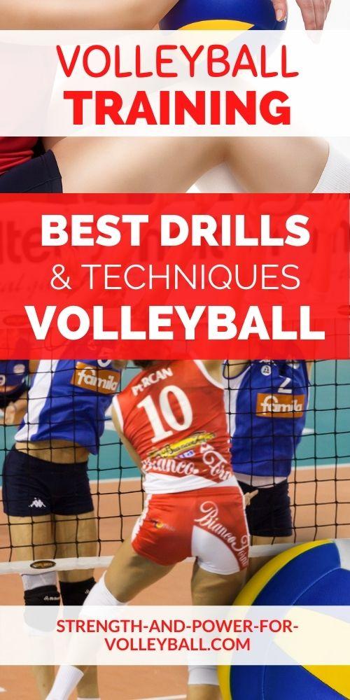 Volleyball Skills Training