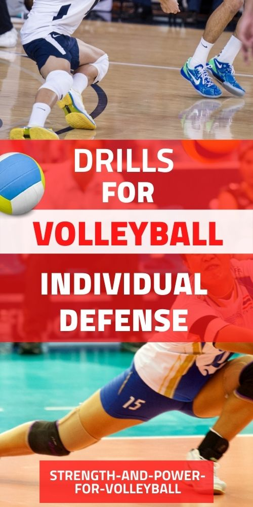 Volleyball Tips for Defense