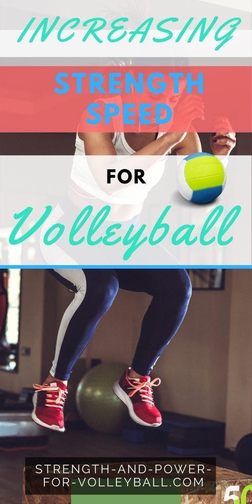 Volleyball Strength and Speed Training