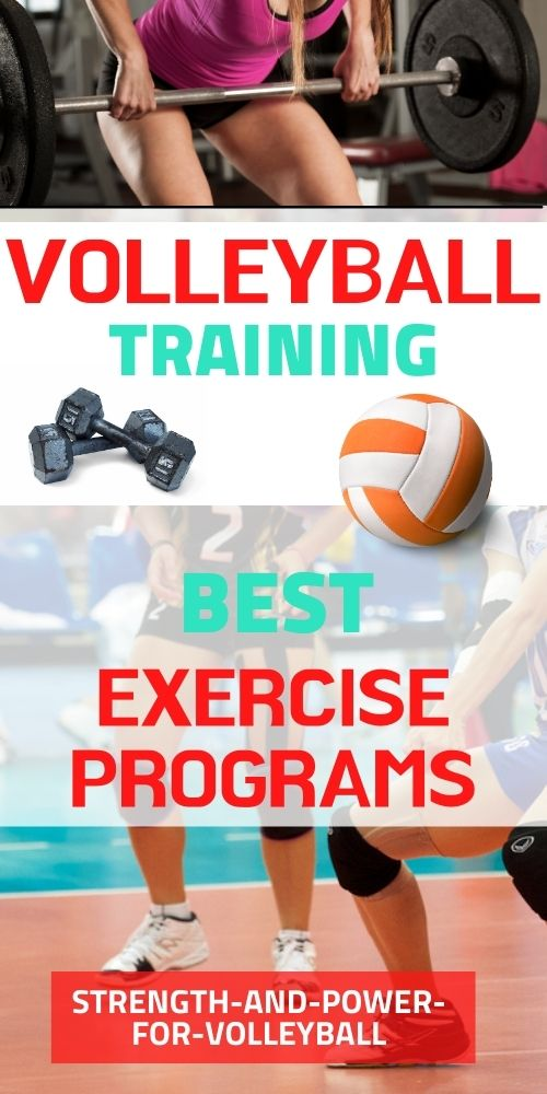 Volleyball Workout Programs