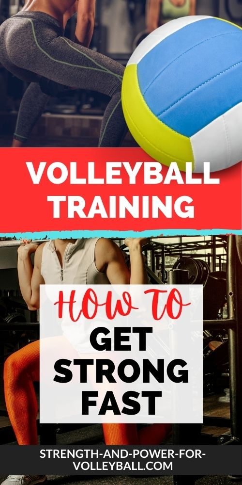 Exercises for Workouts Volleyball