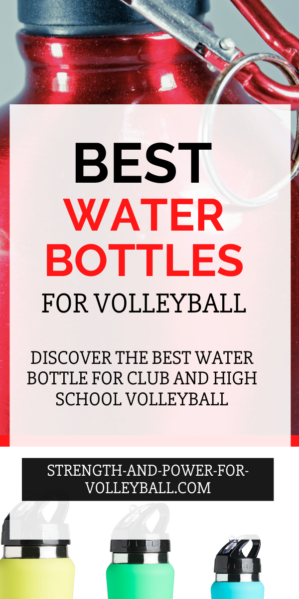 Volleyball Water Bottle Reviews