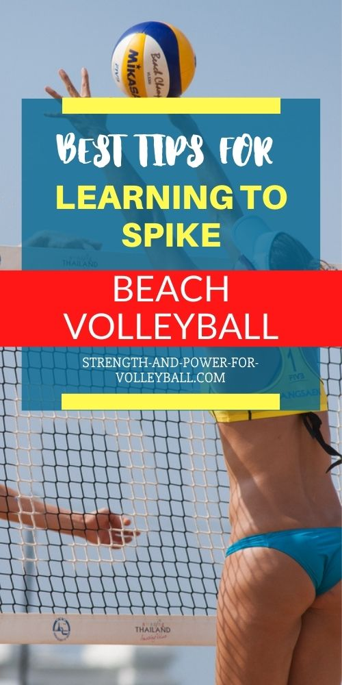 Tips for Spiking on the Beach
