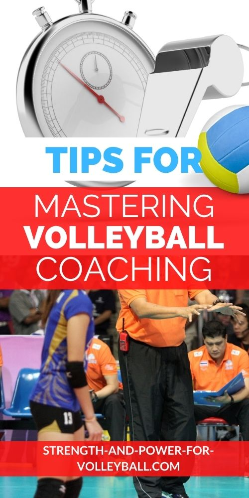 Coaching Volleyball Tips