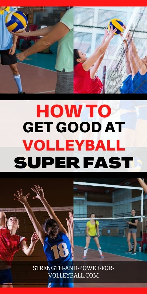 Skills in Volleyball