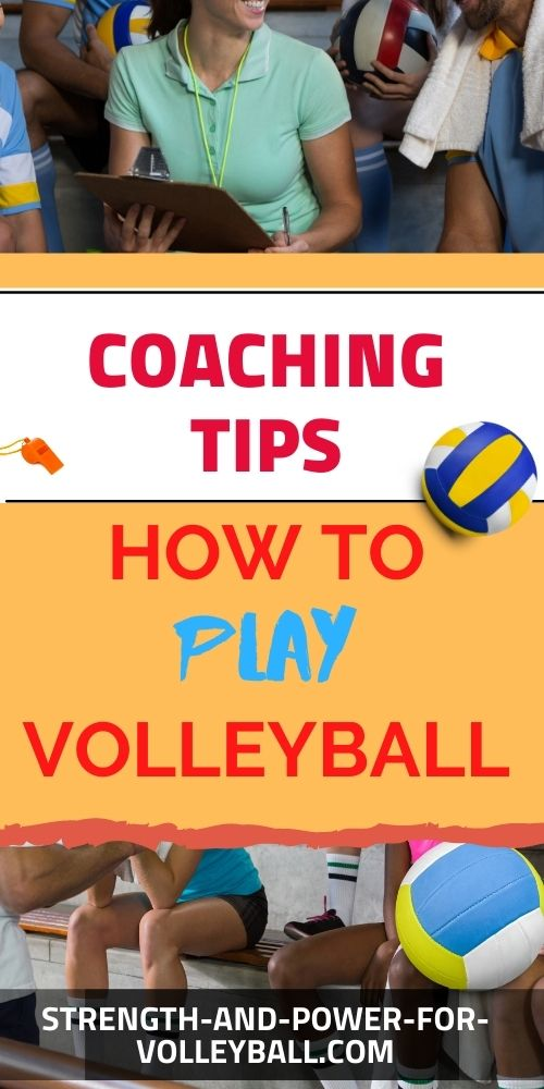 Coaching Tips for Volleyball