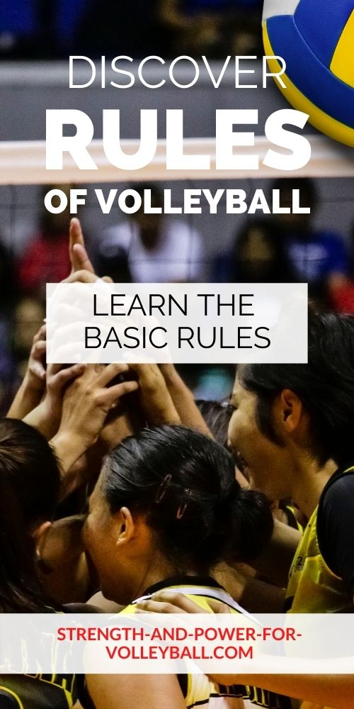 Explaining Volleyball Rules