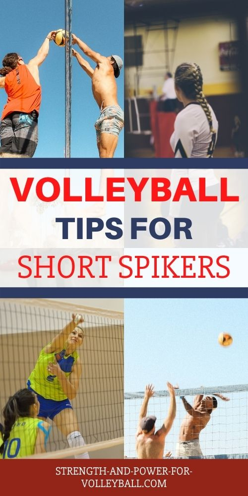 Short Volleyball Player Tips