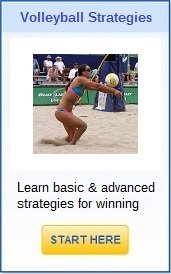 Volleyball Strategies